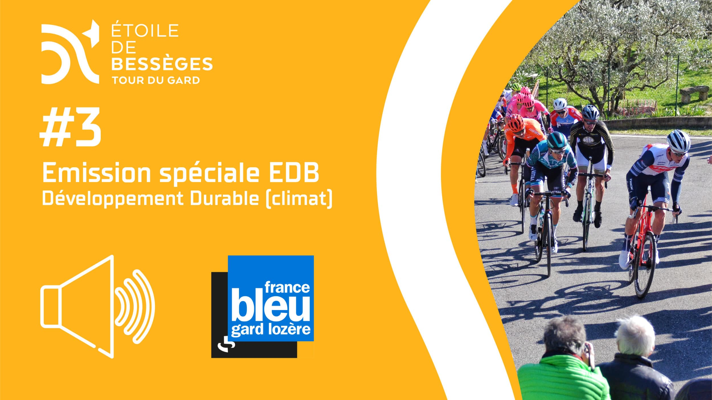 #3 – France Bleu Gard Lozère – Émission EDB (Développement Durable)